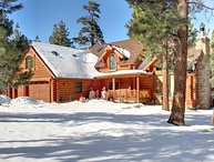 LOG CABIN ESTATE-15 - Luxury, fully stocked!