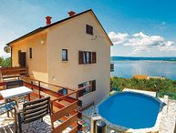 6 bedroom Villa in Crikvenica, Kvarner, Croatia : ref 2043336