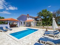 4 bedroom Villa in Labin, Istria, Croatia : ref 2088443