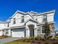 Brand New 8 Bedroom Home near Disney -9048ST