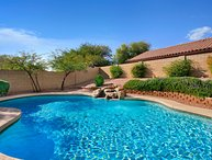 McDowell Mountain Beauty Private Heated Pool