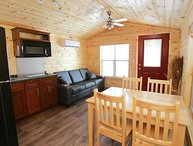Two Bedroom Cottage on Campground in Muskoka Region!