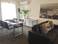 2 BR 1 BA Apartment - Archer Street, North Adelaide - 5