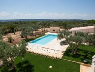 Charming villa near Alberobello and the Apulian coast - Villa Melinda