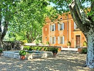 Family-Friendly Luberon Villa with Guest House - Bastide Camille