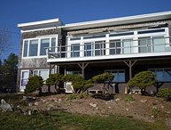 Salt Island Views: 3Br/2Ba with ocean views, walking distance to two beaches