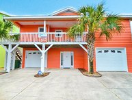 Sugar Shack- Beautiful Oceanfront 5 Bedroom House