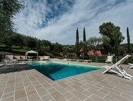 Villa Bilio, luxury villa with 5 bedrooms only 10 km from the Versilia beach!