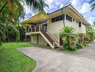 Anini Beach Home -- beach access just across the street! Great for families