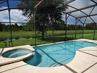 Emerald Island Villa,3 mi to Disney,Water View,4BedRm/3Bath,Gap Discount,Pool
