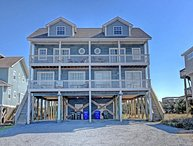 Island Drive 3938 Oceanfront! | Internet, Pet Friendly