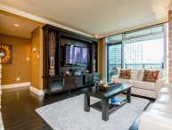 Downtown Vancouver 2 Bedroom 2 Bathroom Sheraton Executive Condo