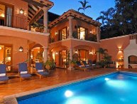 Luxe Villa Steps to Beautiful Beach with Private Pool and Full Staff!
