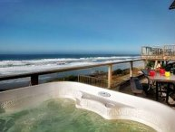 Blue Dolphin-Hot Tub and Oceanfront! Open 5/7-11