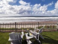 Beach Front Lodge -Oceanfront  Cigar Cottage Open 9/27-28