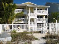 Lovely Beach Front Rental - Sunset Villas