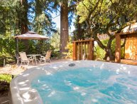 An Oasis of Relaxation In Portland