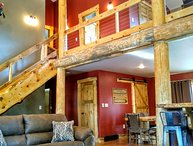 Brand New! Turkey Run 5Bed Luxury Cabin near Dells