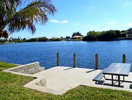Villa Florida Vacation on the Lake - Pool, Dock, Bicycles, Kayaks & Golf bags