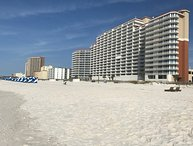 Lighthouse 401 Gulf Shores Condo  Luxury Corner Unit , expanded wrap balcony