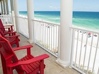 BEACH FRONT LUXURY - w/ 3 Beach Front King Suites!