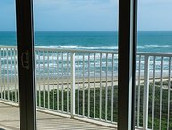 Beachfront Oceanview Aquarius Condo #607