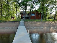 Private Home on Leech Lake w/ Boat Lift