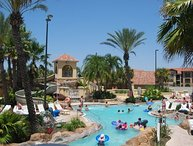 Waterpark/spa & Disney/Golf Resort 8 miles to Disney-close to all the fun