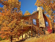 SERENDIPITY-Luxury Cabin-Gorgeous Mountain Views!