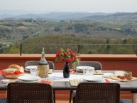Chianti Tuscany Spectacular Picture Postcard Views-Visit Wineries-Casa Rossa