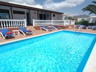 Fantastic Villa in Playa Blanca with Pool Table,Table Tennis & Air Con LVC269311