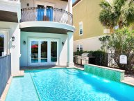 Adonis: NEWLY RENOVATED!Private Pool, Media/Game Room, Near Beach!