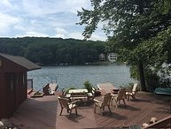 Pre July 4th Week Spcial Pricing - Lake Front - Lrg Grps - Pool Tbl, Arcade, Mor