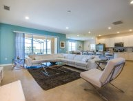 Gorgeous 9Bed 5Ensuite 2Bath SOLTERRA with Private Pool, Spa and Gameroom