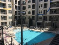 Luxury Midtown Nashville 2bdr 2 Bath Condo in Trendy Area-Pool View! #213