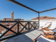 Dandolo - Luxury attic with terrace and panoramic view