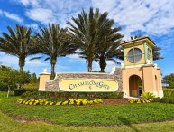 Brand New 8BR 5bath Champions Gate home w/private pool and games from $288nt