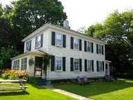 Megerry Place - historic duplex in the heart of Bar Harbor, walk or bike the vil