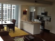 DC Center 2 Bedroom / 2 Bath Luxury Apartment - Walking to all Mid-DC Sights!