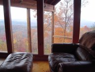 4 bedroom cabin with SPECTACULAR VIEW! Free Wi-Fi!
