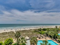 Luxury Oceanfront 2/2 in the Golden Mile Section of Myrtle Beach!