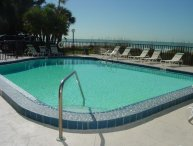 SUNSHINE Condo on Indian Shores Beach Front Condo 2bed/2bath Corner unit