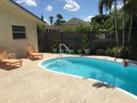 Johnny's Beach Hideaway by beachhousefl NEW LISTING! PRIVATE POOL