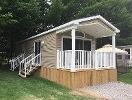 Two Bedroom Family Cottage At Hidden Valley Resort