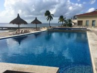 Ocean View Villa Paradise Cozumel Bed-Bath UPSTAIRS, Ocean Front Community