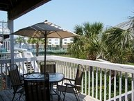 CAPE ESCAPE I Barrier Dunes 67 Gulf Side END UNIT just 150 steps to beach - Pets