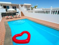 Great Villa with Sea Views and Heated and Gated Pool  LVC198991