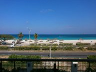 BEACHFRONT - EAGLE BEACH - ADULTS-ONLY - OCEANIA RESORT - Majestic View 3BR cond