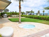 BEACHFRONT - EAGLE BEACH - OCEANIA RESORT - Grand Regency 3BR condo - BG131-3