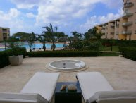 PROMO-BEACHFRONT- EAGLE BEACH - OCEANIA RESORT - View Garden 2BR condo - A145